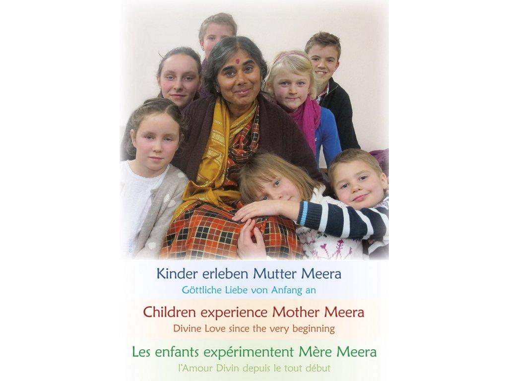 Zážitky dětí s Matkou Meerou