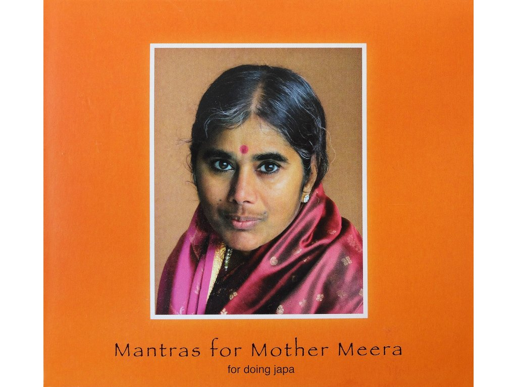 CD Mantras for Mother Meera