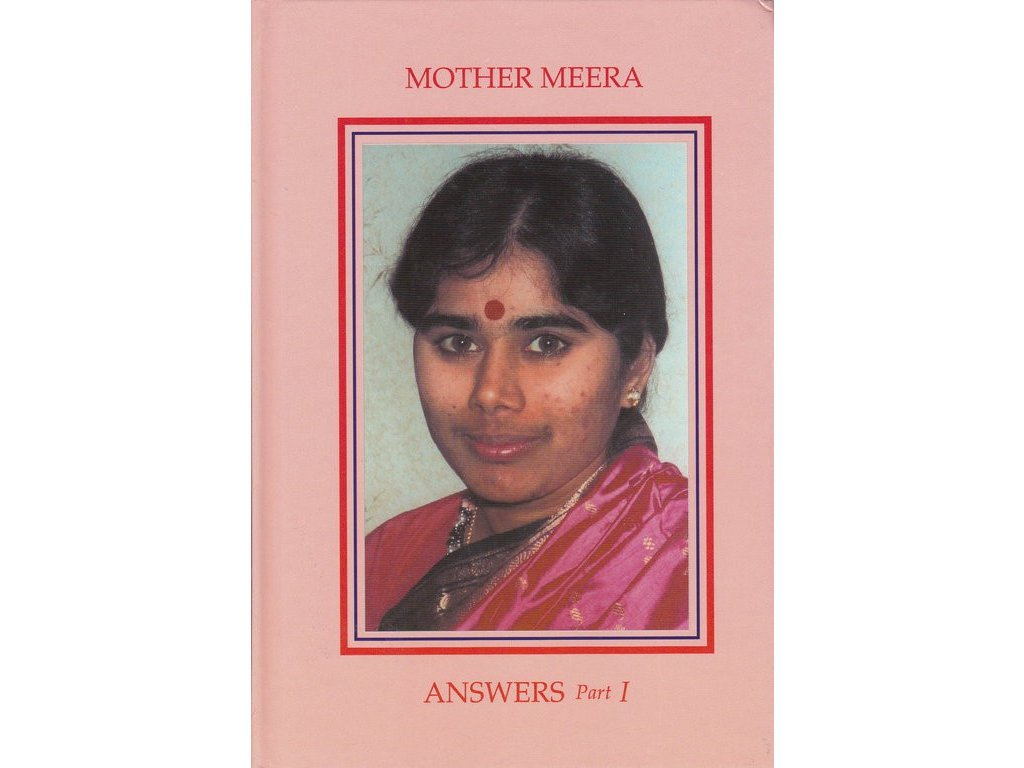English - Mother Meera: Answers Part I