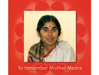 CD To remember Mother Meera
