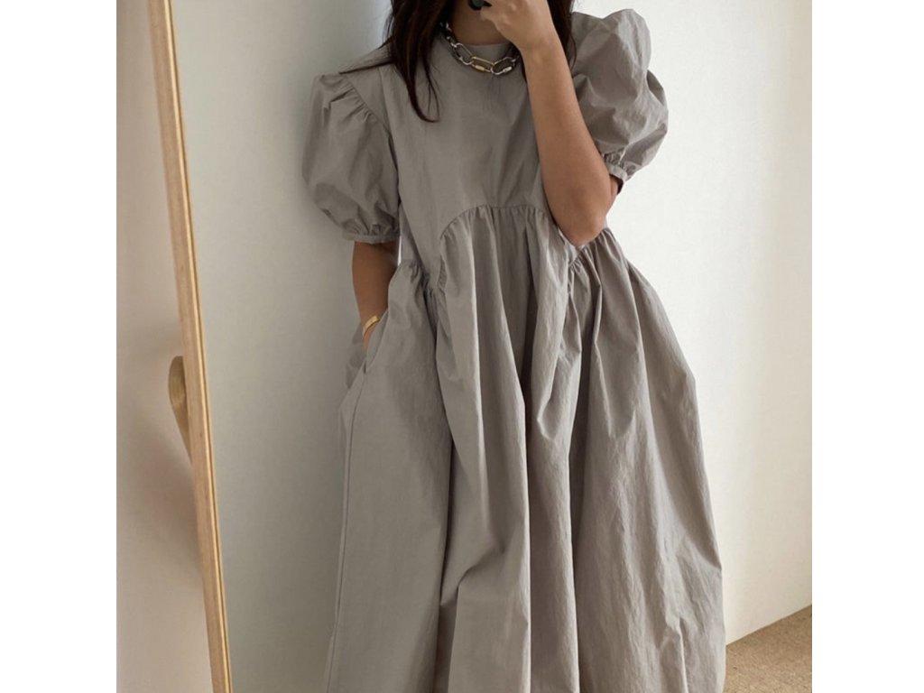 Puff šaty Cecily