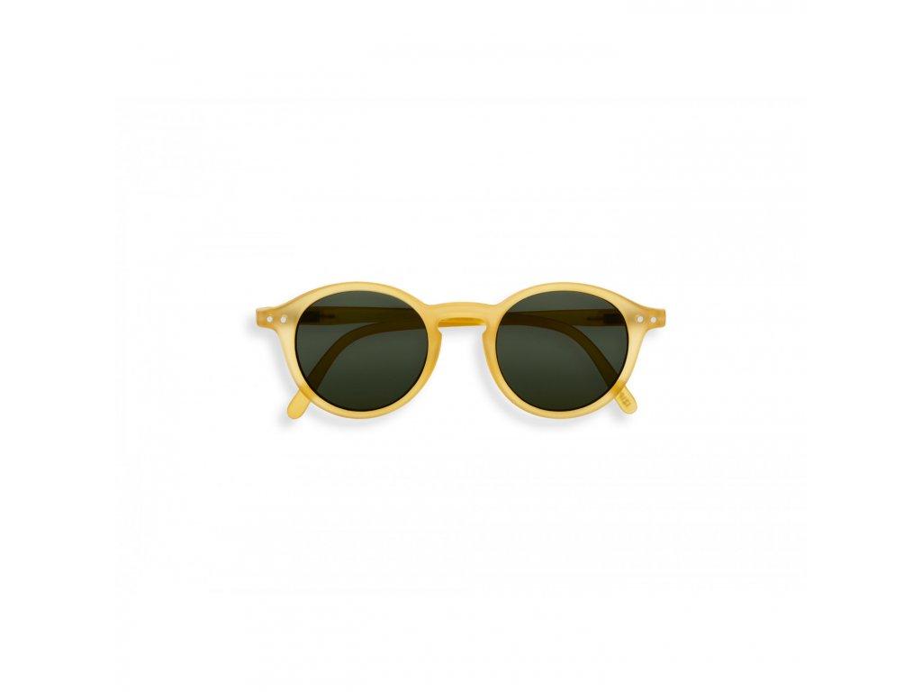 d sun junior yellow honey sunglasses kids