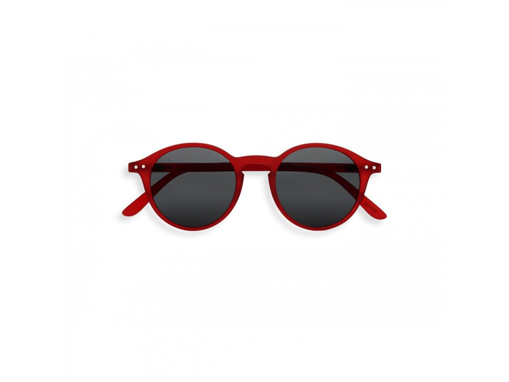 d sun red sunglasses