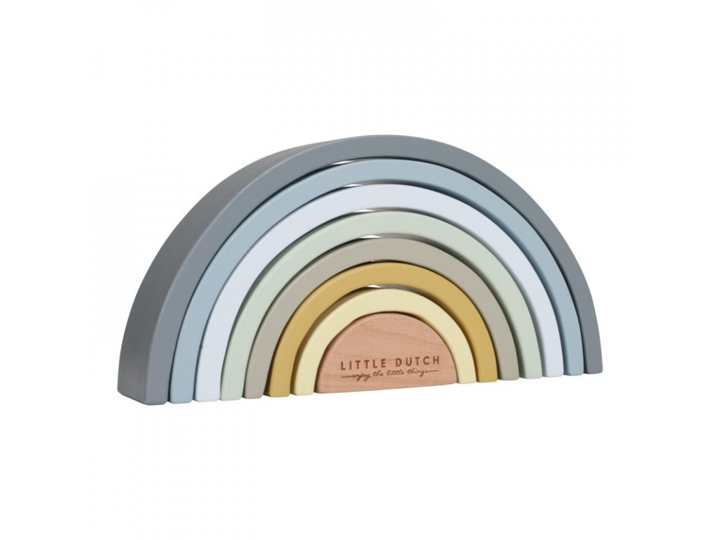 0012155 little dutch rainbow blue 0
