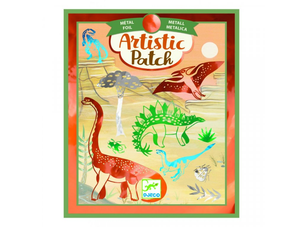 3309 1 umelecke obrazky dinosauri
