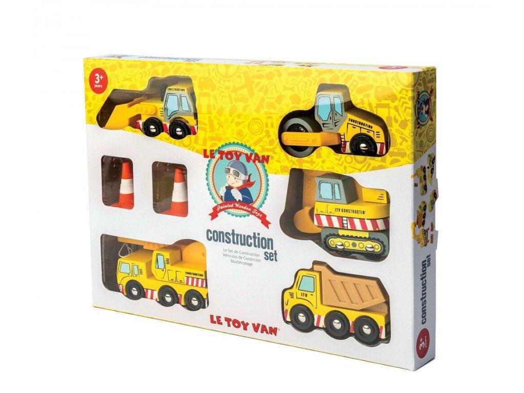 TV442 Construction Set Packaging