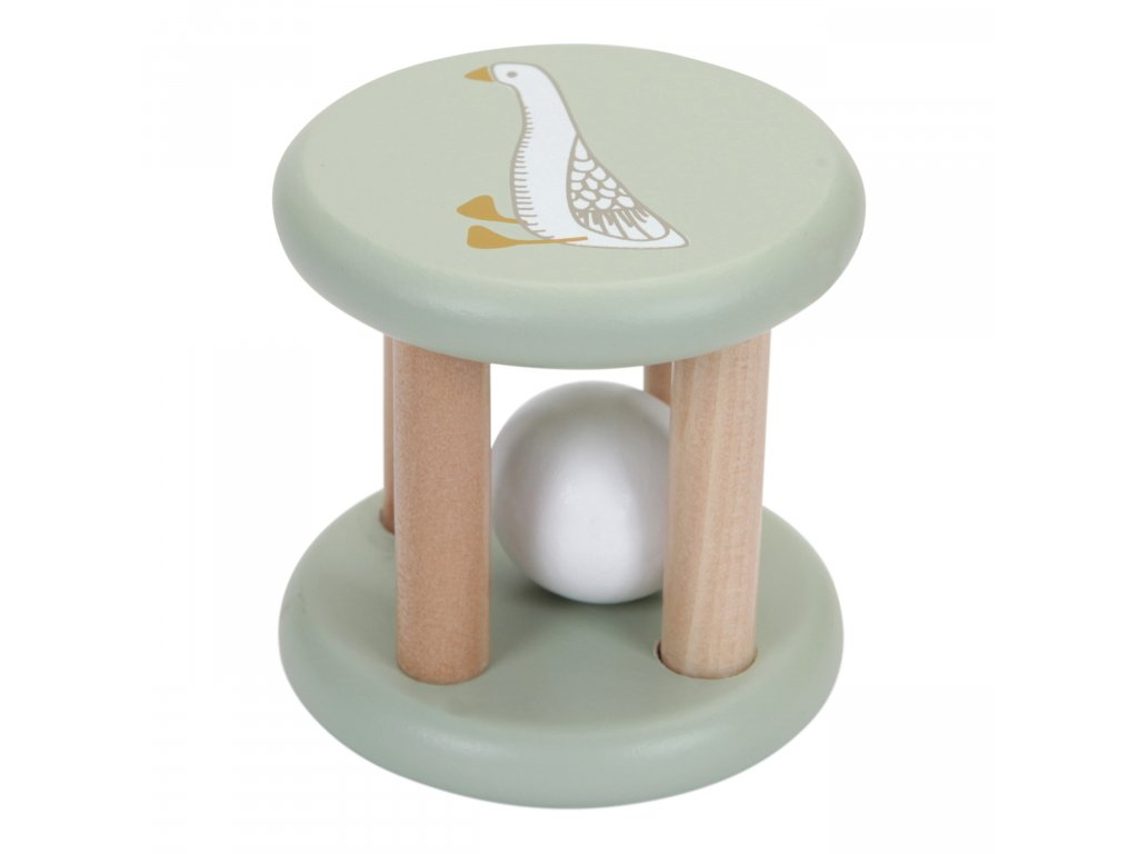 LD 7011 Rattle Little Goose mint 2 1 scaled
