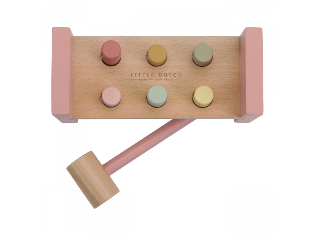 LD 7025 Hammer bench Pink 3 1 scaled