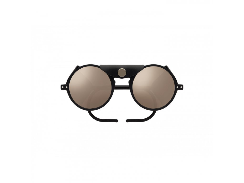 sun glacier black sunglasses mountain