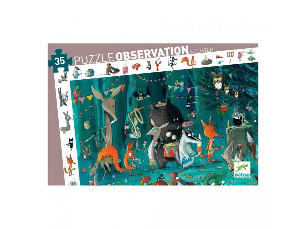 l orchestre observation puzzle 35 pieces