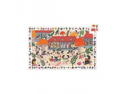 2091 1 vyhledavaci puzzle jezci skola