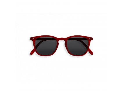 e sun red sunglasses