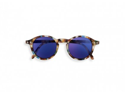 d sun junior blue tortoise mirror sunglasses kids