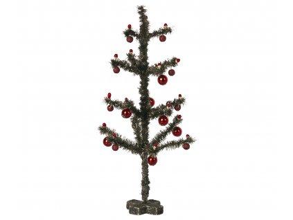 Maileg Vánoční stromeček, antique silver