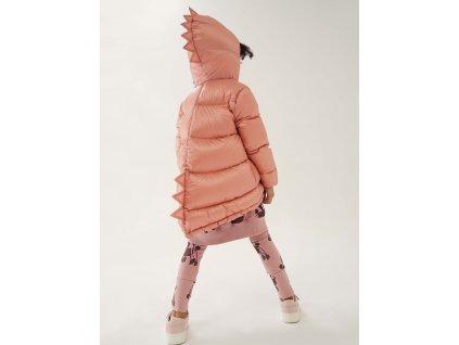 dino down jacket pink 2