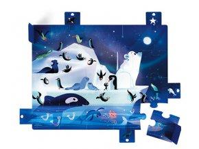 J02688 Janod Puzzle s prekvapenim Anatarktida 1