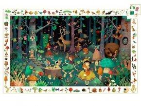 observation puzzle enchanted forest dj07504