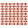 Maileg balící papír Harlequin Red, 10m