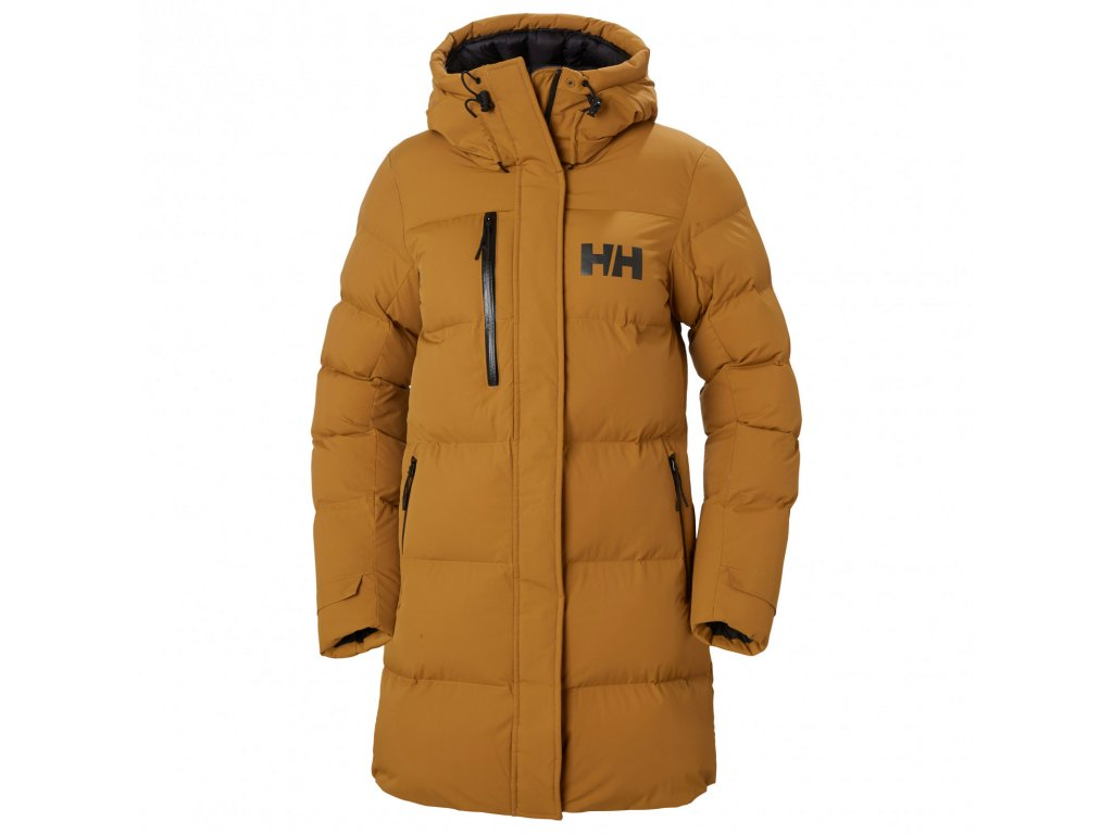 helly hansen womens adore puffy parka coat