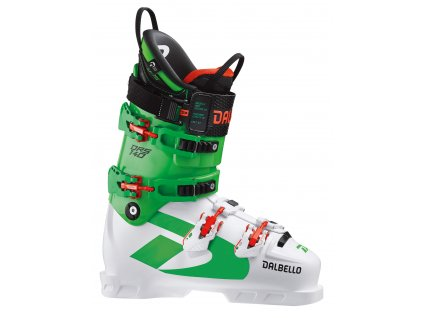 D2002001 00 Dalbello skiboot DRS 140 White Race Green