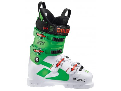 D2002004 00 Dalbello skiboot DRS 90 LC White Race Green