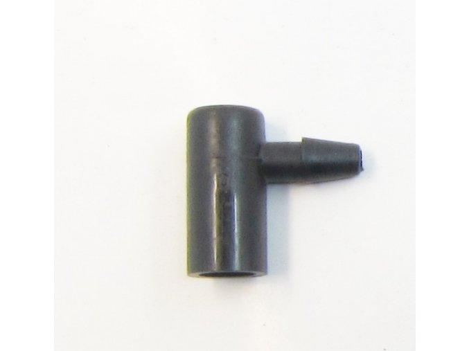 jednocestny adapter koleno