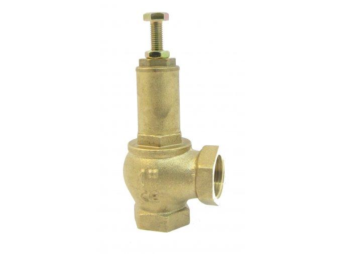 pojistny ventil 1 nastavitelny