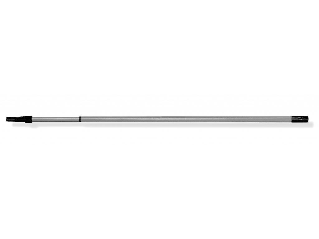 Tyč teleskopická ocelová,200cm