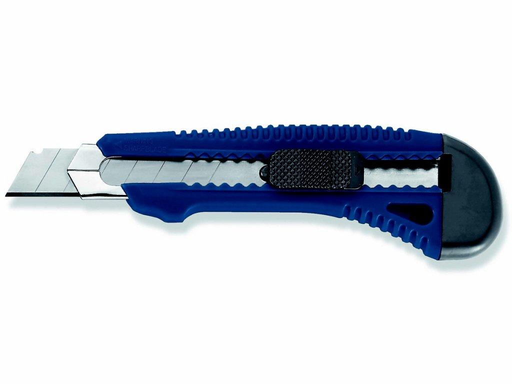 Nůž odlamovací široký, kov. výzt