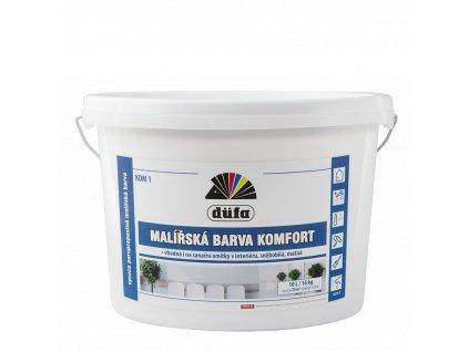 malirska barva komfort
