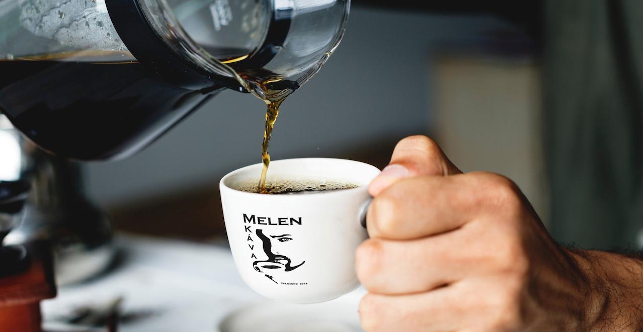 Káva Melen e-shop