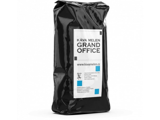 Káva Melen Grand Office 1 kg