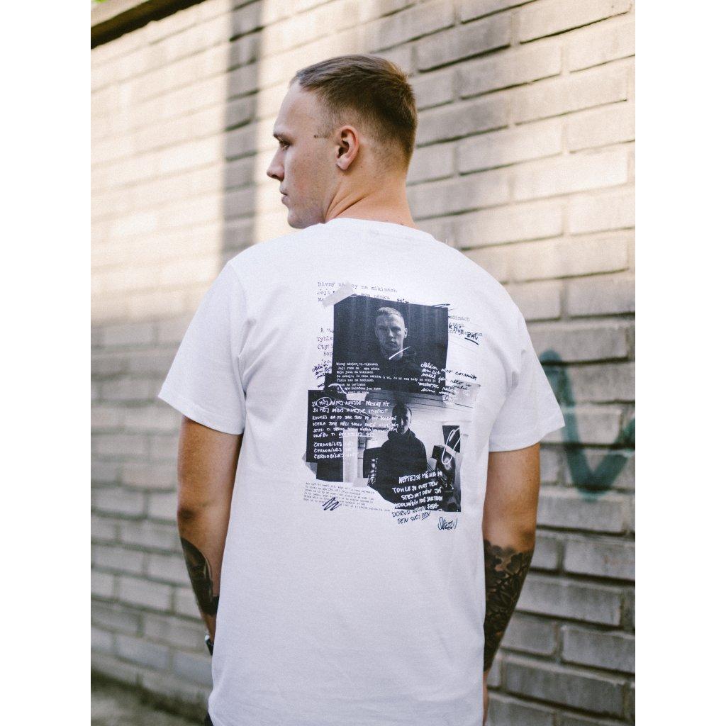 Bílé triko - Černobílej svět