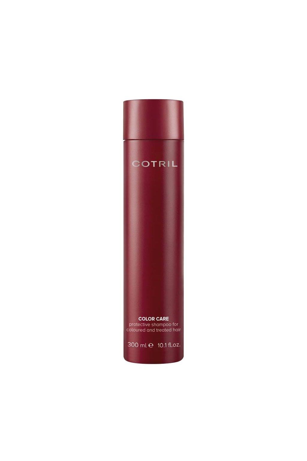 Cotril COLOR CARE Šampon pro vlasy barvené a chemicky upravované