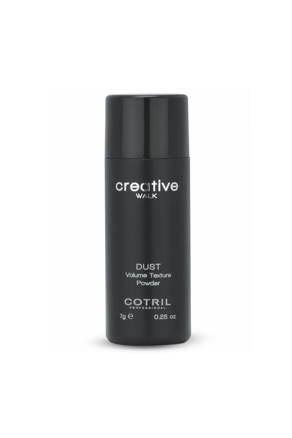 5102 cotril dust pudr pro objem a matny efekt fixace stupen 5 7g