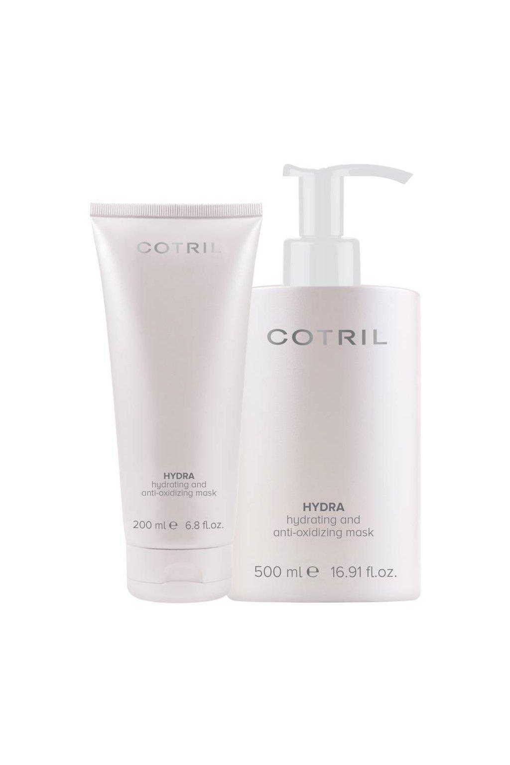 Cotril HYDRA Maska hydratační a antioxidační pro suché vlasy