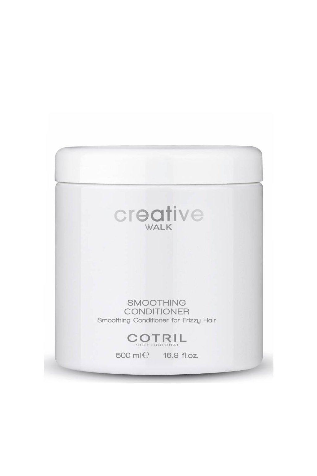 Cotril SMOOTHING Balzám vyhlazující krepaté vlasy (Obsah 250 ml)