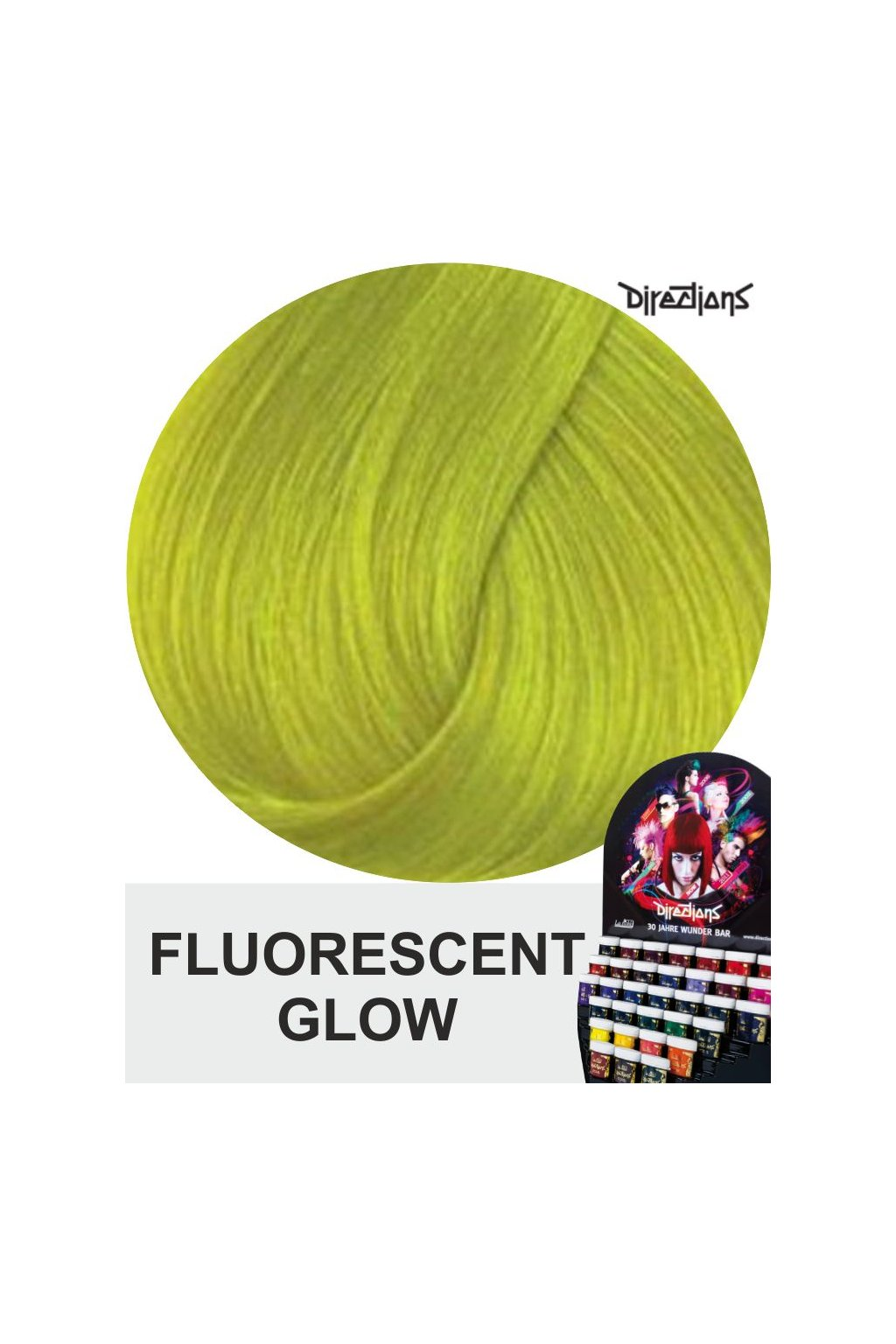 Fluorescent Glow