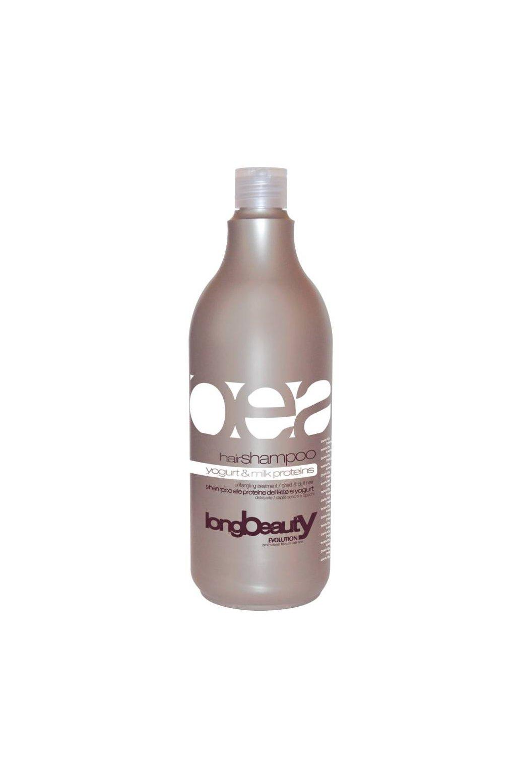 5282 evolution sampon milk mlecne proteiny pro barvene a suche vlasy 1000ml