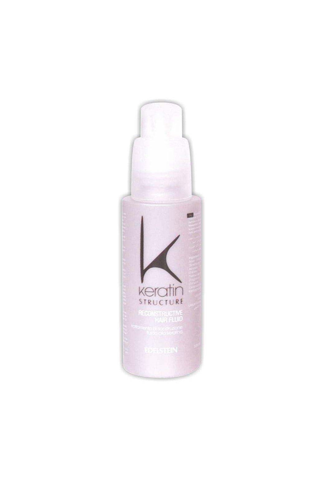 5858 keratin structure fluid obnovujici s keratinem 100ml