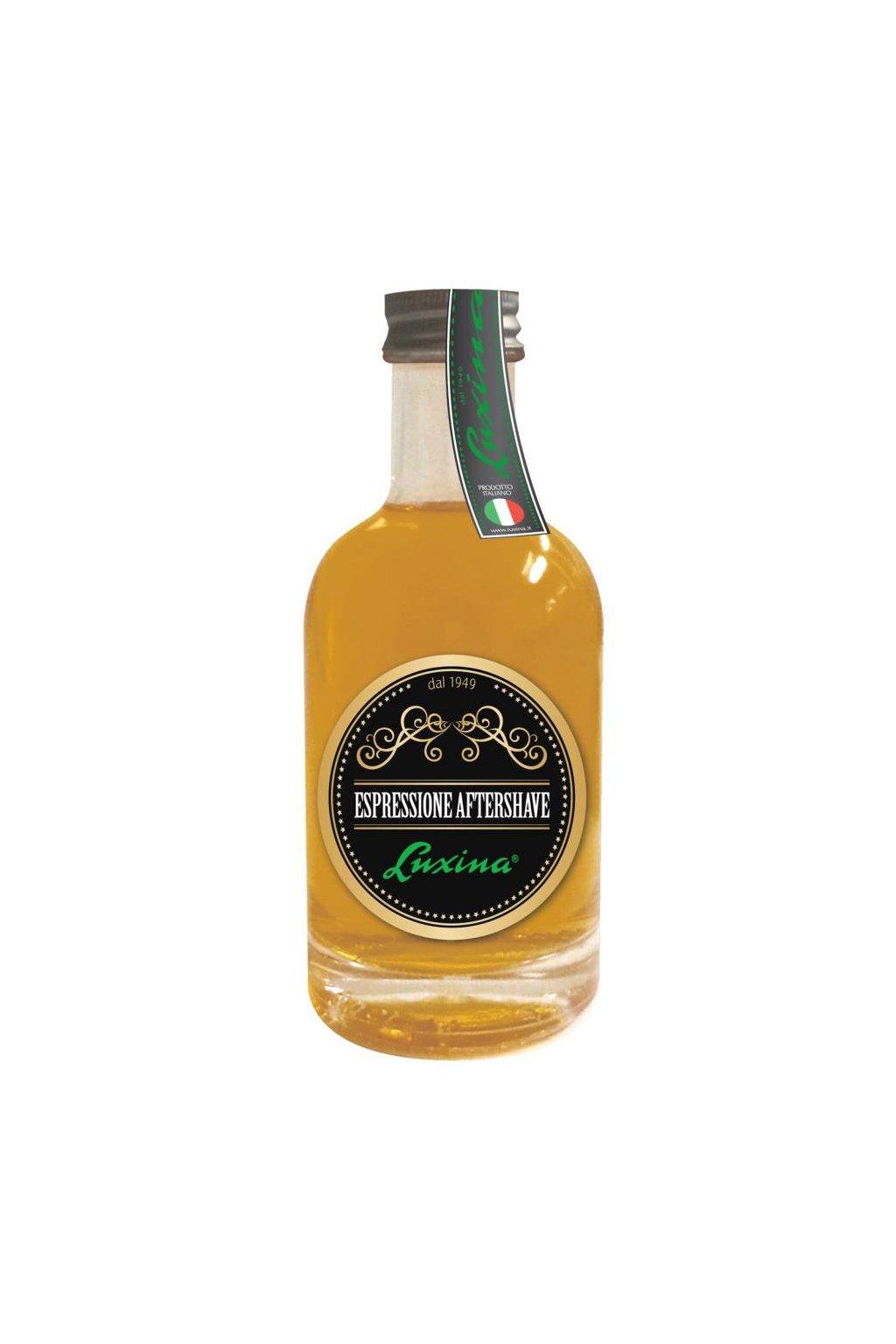 7460 luxina expression aftershave voda po holeni aktivni slozky vysoke kvality 200ml