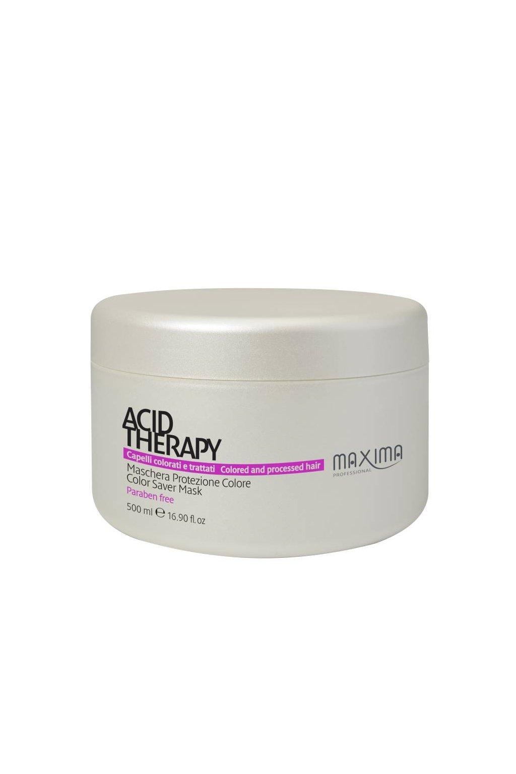 Maxima ACID Maska pro barvené vlasy, antioxidační (Obsah 250 ml)