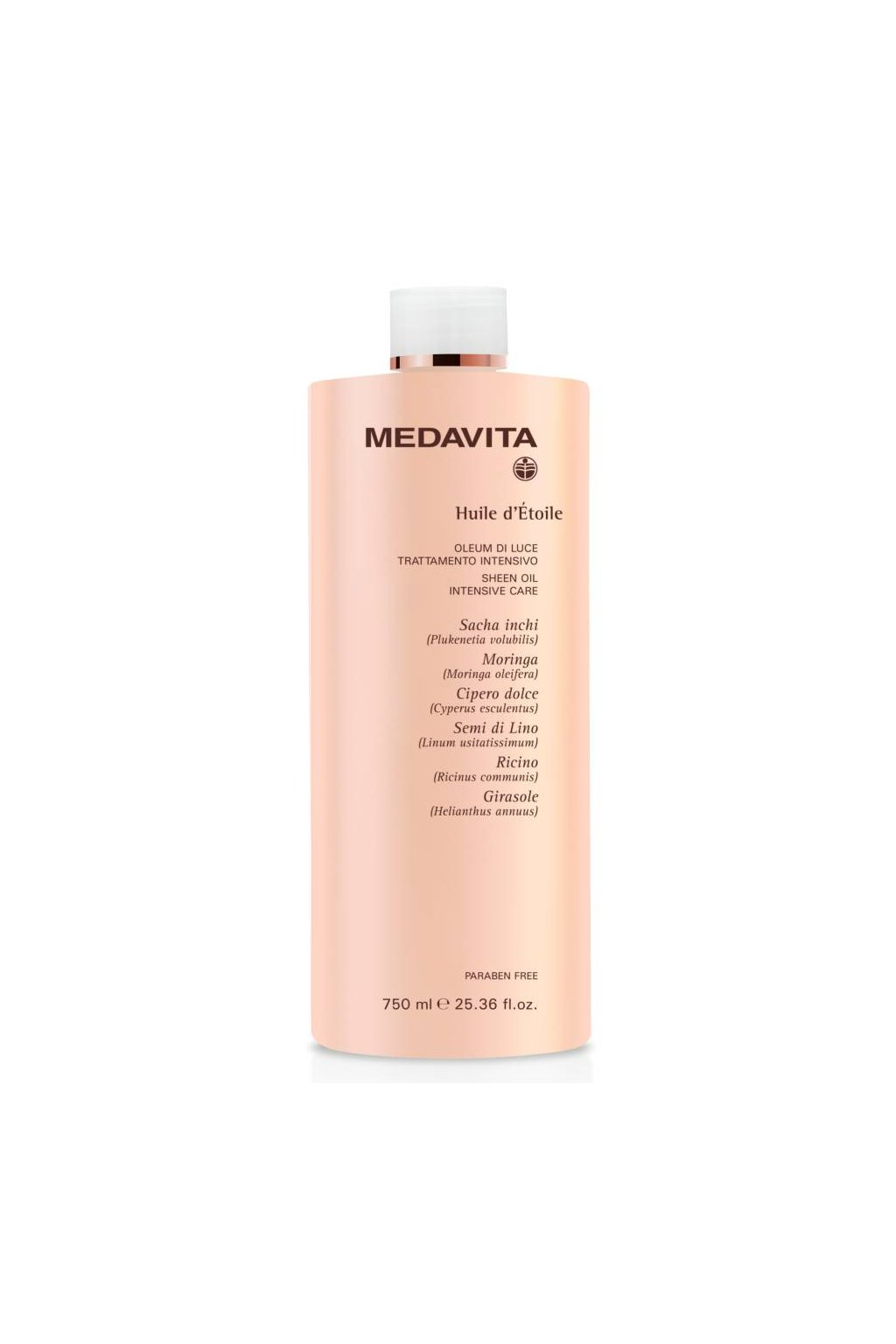 7352 medavita huile d etoile zabal oleum koncentrat oleju pro intenzivni peci pred mytim vlasu 750ml