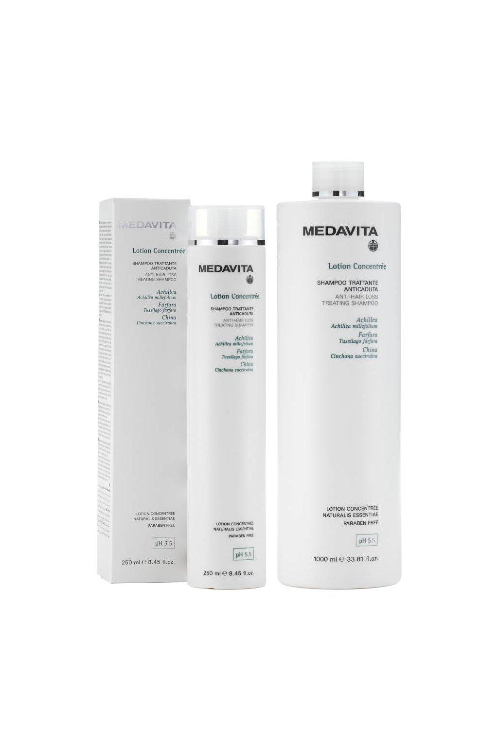 Medavita LC Šampon proti padání vlasů (Obsah 250 ml)