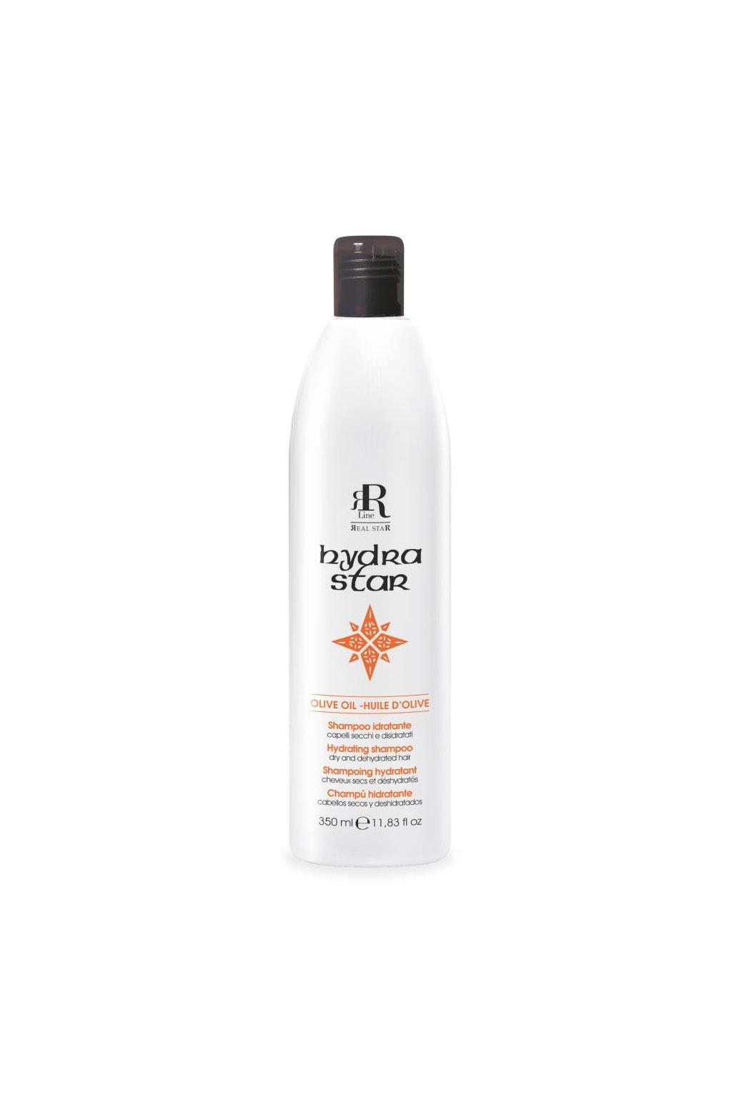 RR Line HYDRA STAR Šampon hydratační pro suché a dehydrované vlasy (Obsah 350 ml)