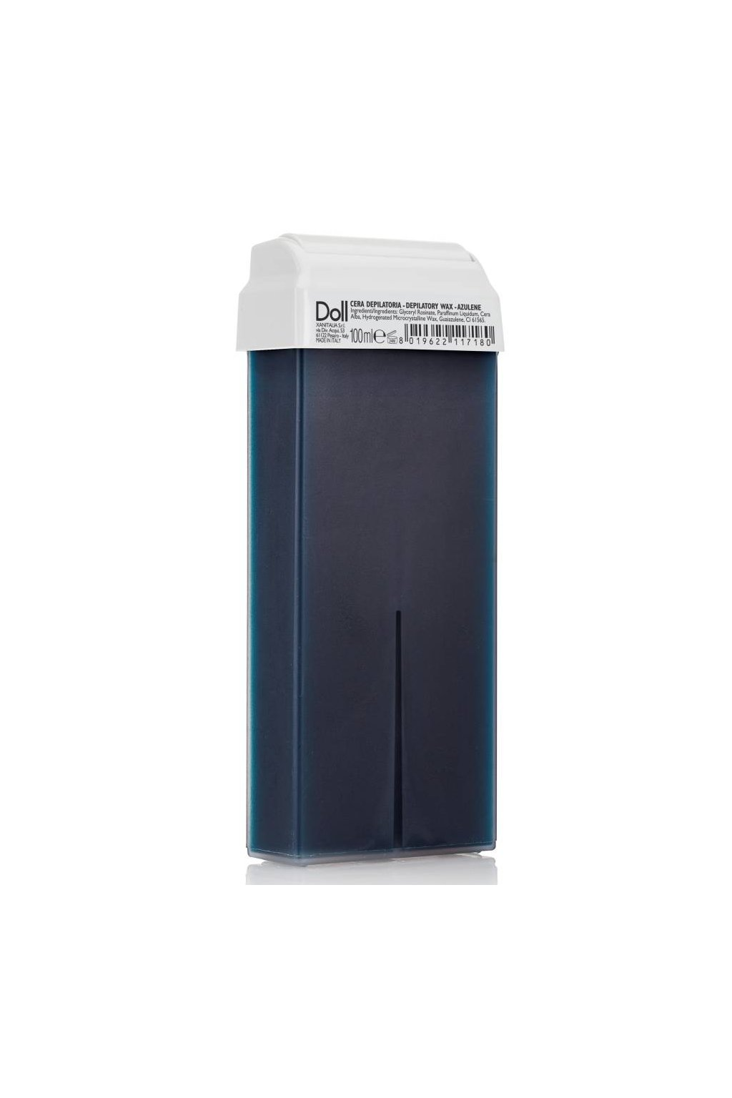 8114 1 xanitalia epilacni vosk azulene s rostlinnymi oleji hermanku s roll on hlavici 100ml