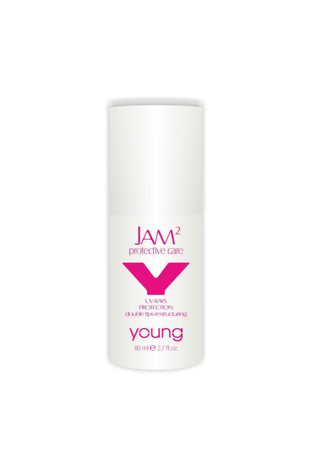 8933 young jam2 tekute krystaly ochrana pro delky a konecky s extra leskem 80ml