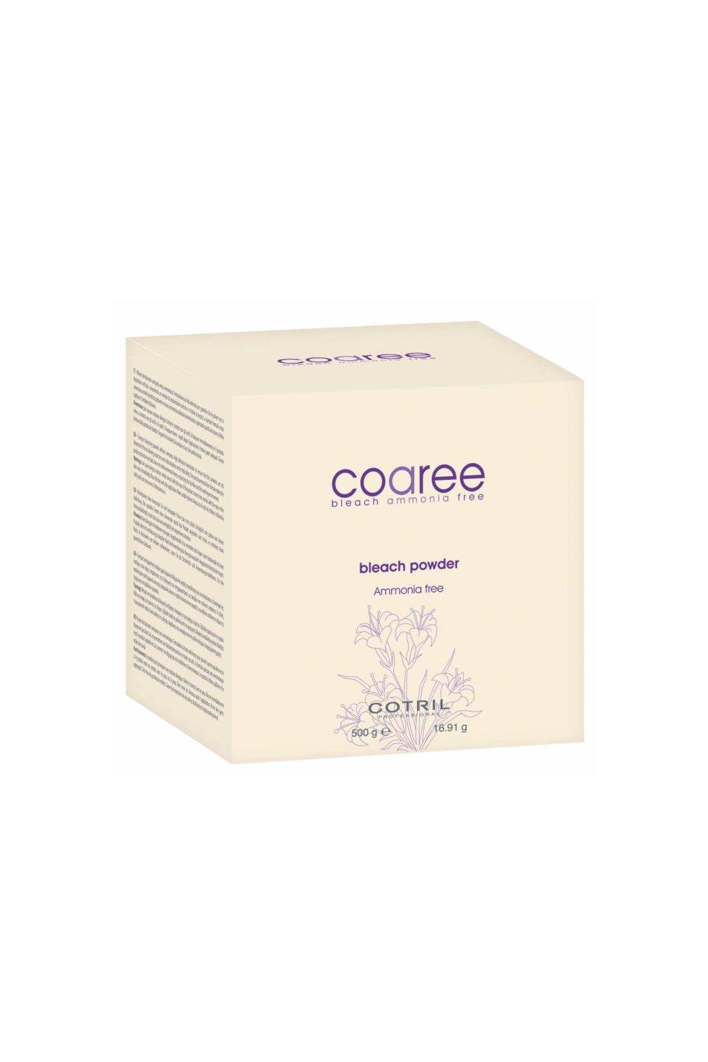 Cotril COAREE BLEACH Melír bez amoniaku 500g