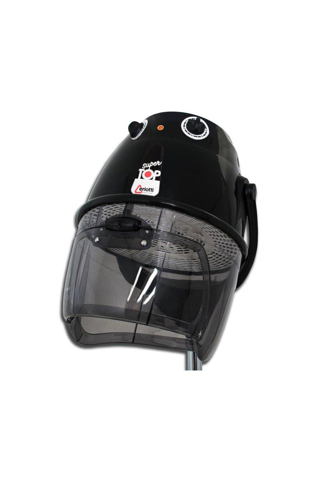 Vysoušeč vlasů helma Ceriotti SUPER TOP Automatický na stojanu