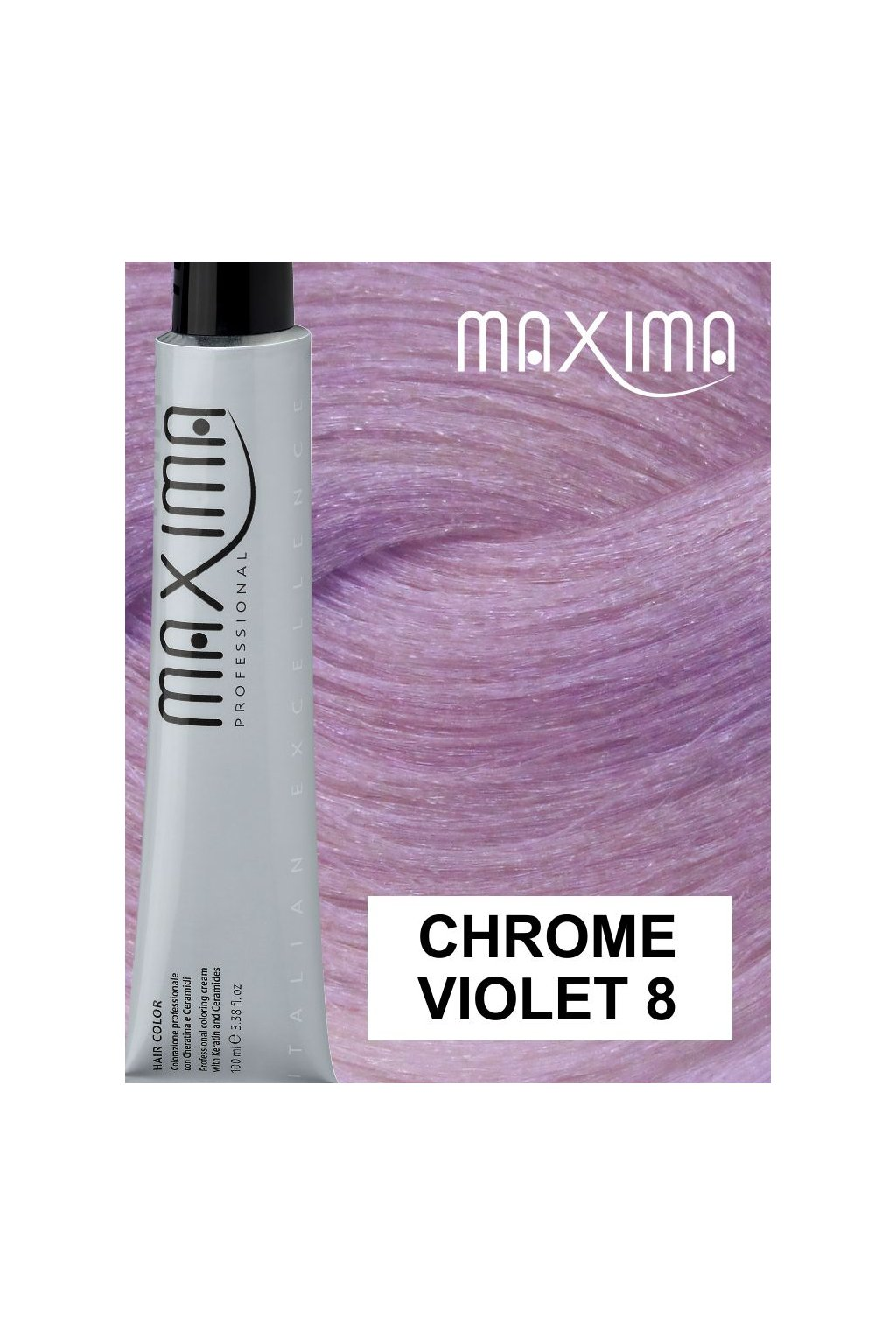 CHROME VIOLET 8 max
